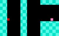 Se ficas tonto facilmente, depressa reparas os efeito vertiginosos deste jogo de labirinto. Guia o bloco pelo labirinto, e leva-o para o outro bloco com a ajuda das teclas de setas. Quando um bloco se move de pernas para o ar pelo labirinto, tens de usar as teclas de setas de forma contr�ria. Isto requer alguma l�gica inversa: acima torna-se abaixo e a esquerda torna-se na direita!