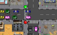 Estamos no ano 2312, e a maioria dos semáforos são controlados por robots. És o único regulador de tráfego humano que resta e tens de fazer o melhor para manter o teu trabalho. És tu quem decide que luzes ficam verdes e que luzes ficam vermelhas. Conduz o número requerido de carros do caos do tráfego. Por nível, há um número máximo de semáforos que podes meter em verde. Cada carro tem um medidor de stress. Quanto mais tempo um carro está preso no tráfego, mais aumenta o nível de stress. O centro de controlo de tráfego dá-te um aviso quando o medidor atinge o máximo. Cuidado para não receberes mais de dois avisos, serás substituído por um robot, também!