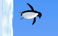 Clique num pinguim para o lançar para o ar e para o manter lá em cima!
