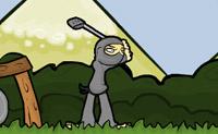 Jogue golfe, mate todos os animais, os ninjas e o dragão e atinja o nirvana!