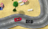 Um divertido jogo de corridas no qual pilotas um carro vermelho, e tens de correr contra um carro de corridas preto. Sê rápido e preciso, para que possas ultrapassar o carro preto e ficar à sua frente!