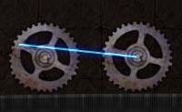 Mechanism é um divertido jogo no qual tens de usar a tua faca Stanley para cortar exactamente no local correcto. As rodas e/ou relógios caiem e chegam à roda azul luminosa para que possas passar ao nível seguinte. Podes escolher o modo de jogo fácil ou difícil.