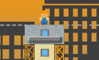 Tenta demolir o edifício no qual a figura está, para que fique abaixo da linha vermelha. É importante que removas os blocos correctos no momento certo: primeiro os 'seguros', e depois os blocos que fazem toda a construção desmoronar. Não faças com que pequeno homem se esmague e evita que as casas das redondezas sejam atingidas!