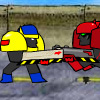 Robot Battle Games