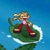 Jeux Surfer sur la Rivière