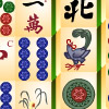 Black white mahjong Games