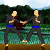 Pencak Silat Games