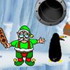 Pinguïn Slaan Kerst Spelletjes