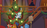 Casper en Navidad