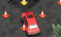 Running over Cones 2