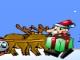 聖誕老人準備禮物