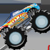 Monster Wheels 3D Games