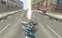 Street Kitesurfing
