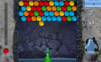 Bubbel Game Waterval