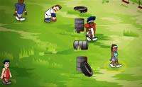 Игры в парке