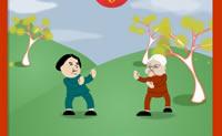 Bunicile se înfruntă