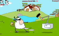 Ninja sheep