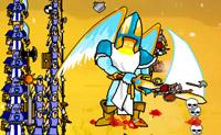 Batallas de espadas y sandalias