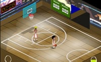 Hardcourt Basketbal