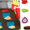 Jeux Au fast food 2