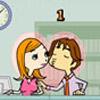 игры Поцелуи  украдкой