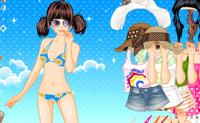 Vestir para a praia