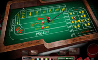 Craps Roulette