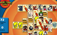 Looney Tunes Mahjong