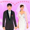 Bridal couple dress-up Games