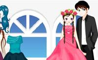 Bruid opmaken 5