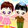 Dress Up Leo and Lea Games