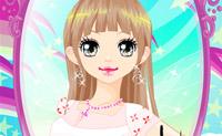 Накрась Девочку 7