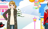 Девочка-модница 11