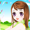 Dress up Park Girl 2 Games