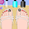 Pedicure Games