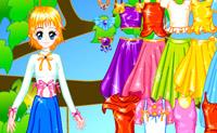 Ubieranie Dziewczyny-Lalki 3