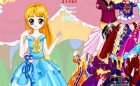 Enfeitar princesa 1