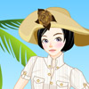 Dress up Beach Girl 3 Games