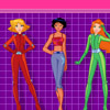 Totally Spies opmaken Spelletjes