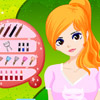 Shy Girl Dress Up Games