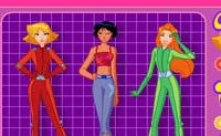 Arreglar Totally Spies
