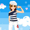 Dress Up Sailing Girl Games