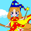 Dress Up Witch Games