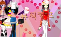 Dress Up Female Singer 2