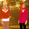 Dress Up Autumn Games