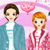 Dress Up Couple Games