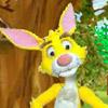 Winnie the Pooh Rabbit's Garden Games