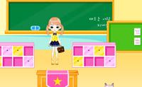 Amueblar la sala de clase