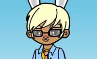 Укрась кролика 2