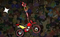 Motorbike Stunting